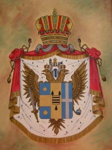 Stemma Famiglia Angelo-Comneno Ducas